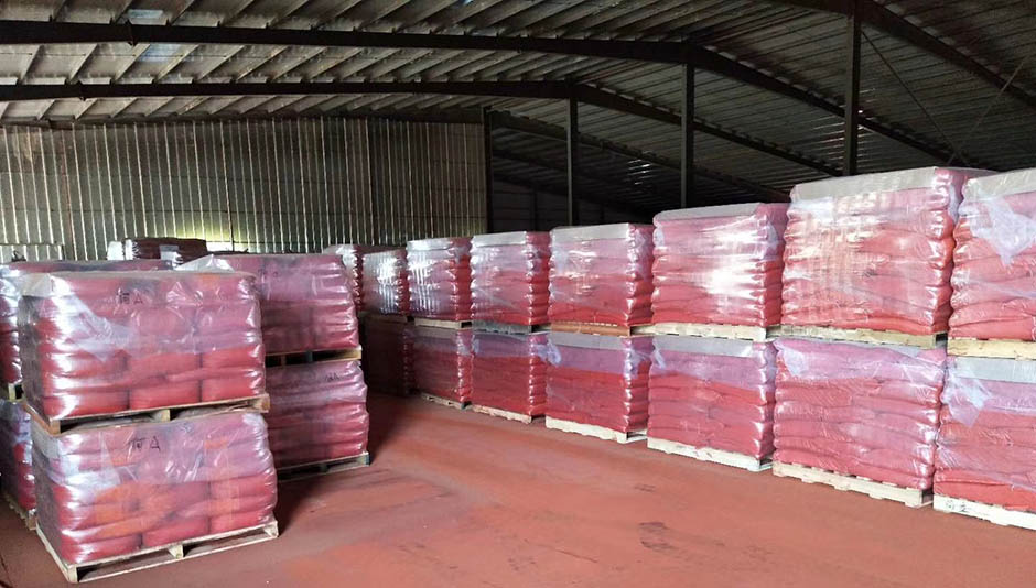 Iron Oxide Pigment package